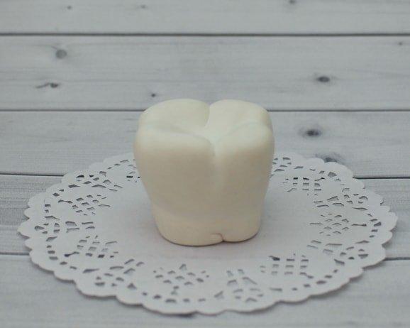 Зуб Силикон 3Д
