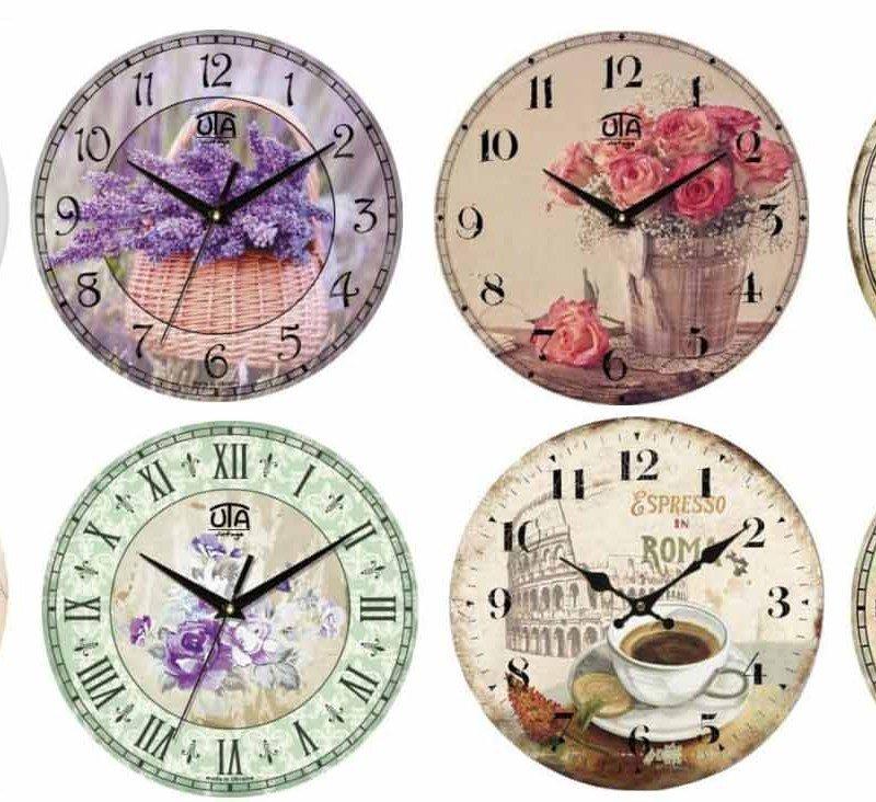 Водорастворимая бумага Часы женские