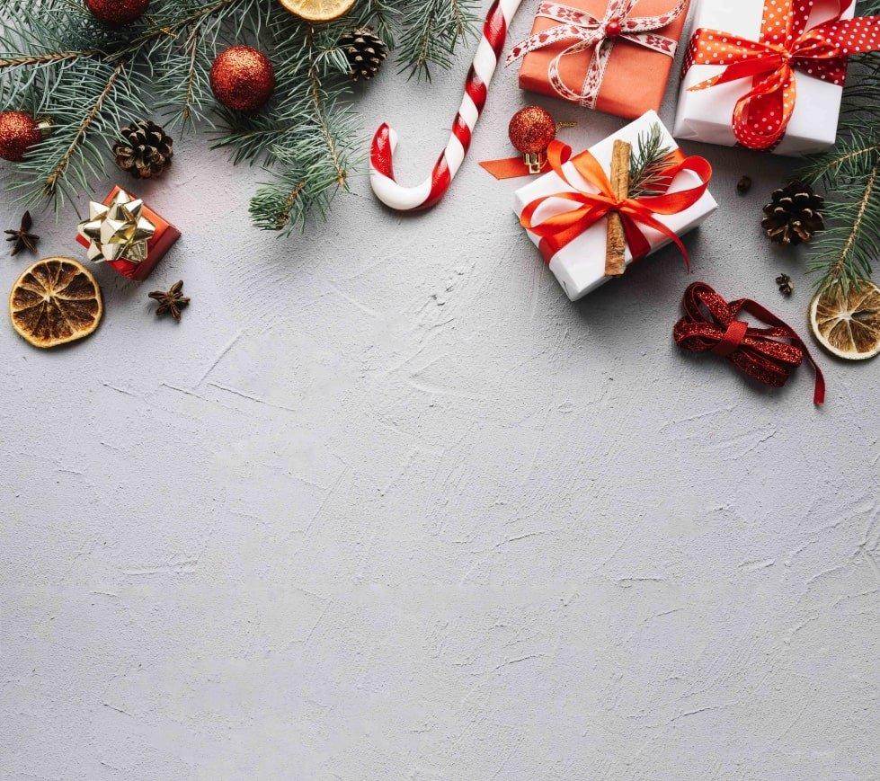 Картинки новогодний фотофон