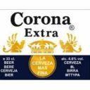 Наклейка пиво Corona