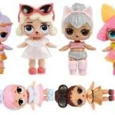 куколки ЛОЛ 2