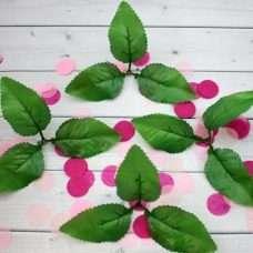 Листья для розы 3