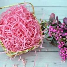 Наполнитель бумажный розовый