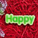 Happy (надпись)