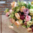 Камелия цветочки 2