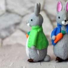 Заяц в куртке 2