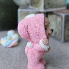 Мишка в пижаме фото 2