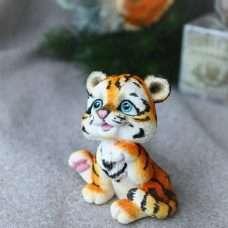 Тигр 3д фото 2