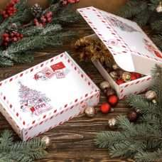 Коробка Новый год 170х250х50