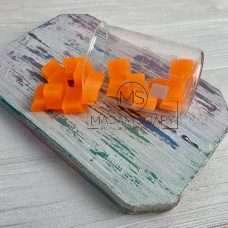 Мыльная основа Yilmaz Soap Base мандарин оранж